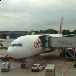 Vliegtuig Air Berlin