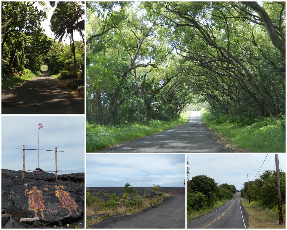 Dag 6-Falls, Coconut Island, Black Sand Beach & Kilauea Crater1