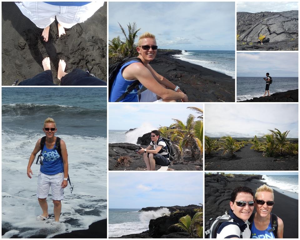 Dag 6-Falls, Coconut Island, Black Sand Beach & Kilauea Crater2