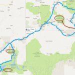 Las Vegas 2017 route