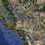 Rondreis West Amerika 2011
