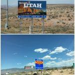 Dag 04-van Las Vegas naar Kanab (via Valley of Fire SP)
